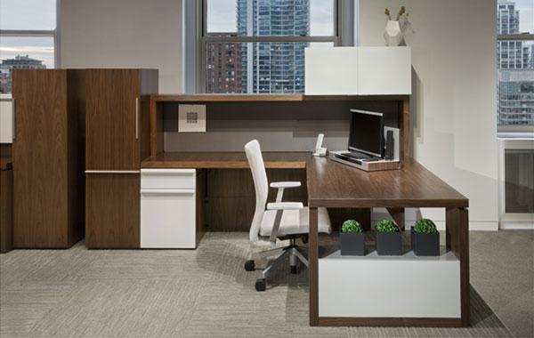 Nucraft Higher End Casegoods Office Alternatives